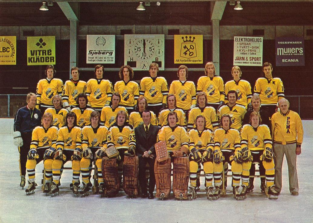 1973-74 Ahearne Cup