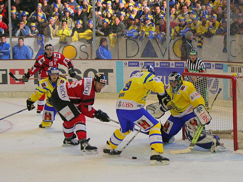 2006 Spengler Cup