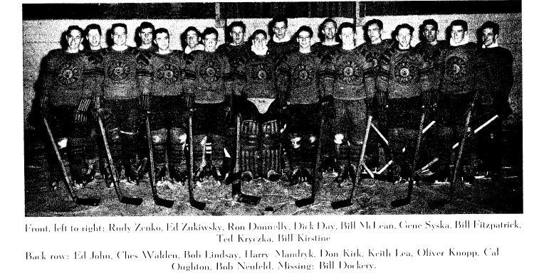 1951-52 WCIAU Season