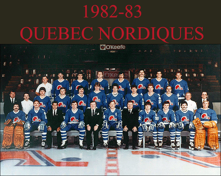 1982–83 Quebec Nordiques season