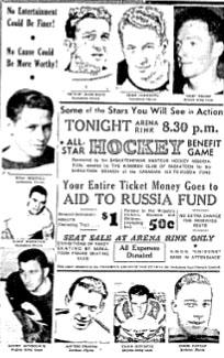 1942-43 Saskatchewan Senior Playoffs