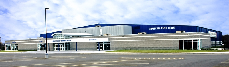 Strathcona Paper Centre