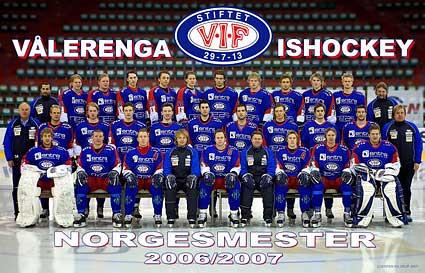 2006–07 GET-ligaen season