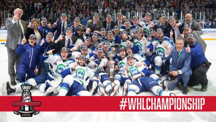 2017-18 WHL Season