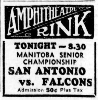 1934-35 Manitoba Senior Playoffs