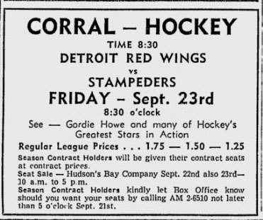 1960–61 Detroit Red Wings season