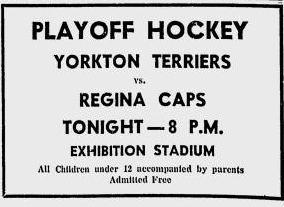 1967-68 Saskatchewan Senior Playoffs