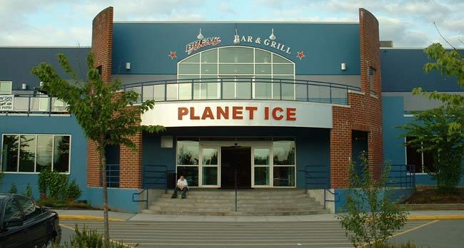 Planet Ice Maple Ridge