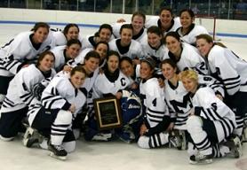 2005-06 NESCAC Women's Season