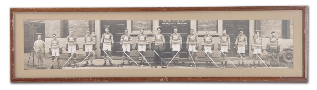 1928–29 Toronto Maple Leafs season