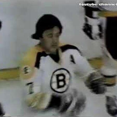 1974 Stanley Cup Finals Game 1 Boston Bruins - Philadelphia Flyers