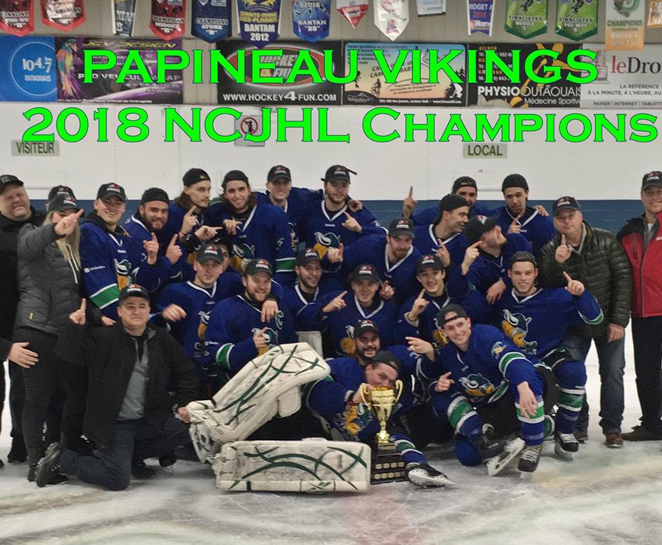 2017-18 NCJHL Season