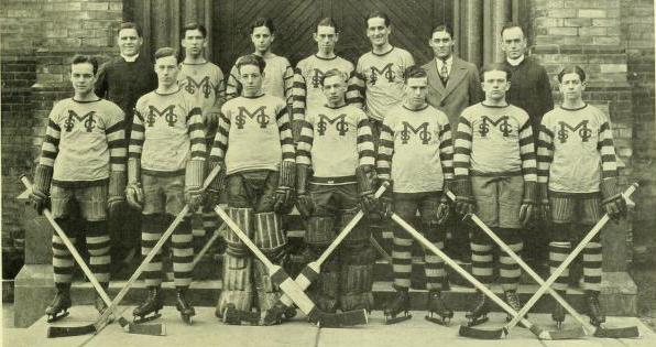 1927-28 OHA Junior Season