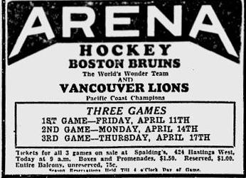 1929-30 PCHL Season