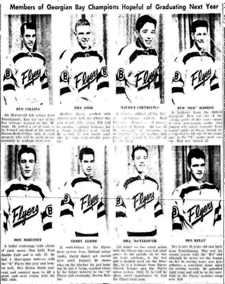 1950-51 Sutherland Cup Championship