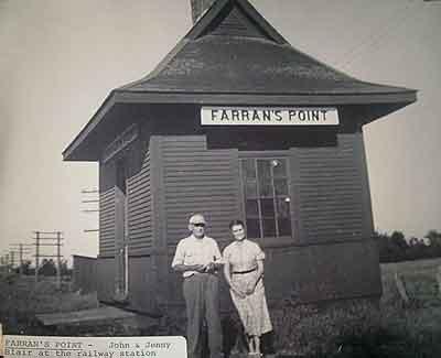 Farran's Point
