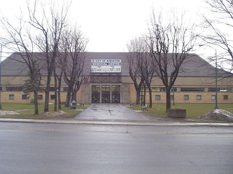 Kingston Memorial Centre