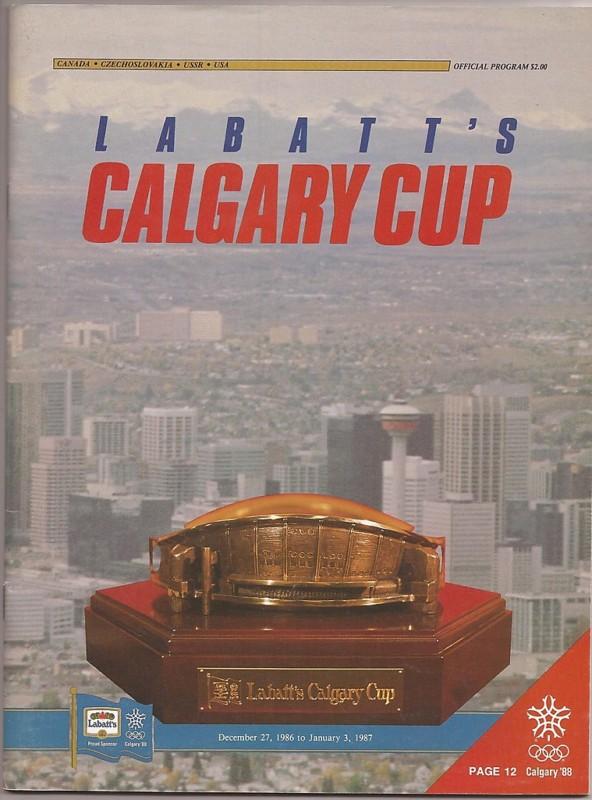 Calgary Cup