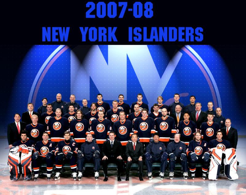 2007–08 New York Islanders season