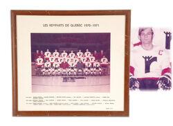 1970 71 Quebec Remparts