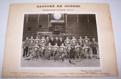 1936-37 QCJHL Season