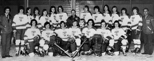 1973 Manitoba/Saskatchewan Junior A Playoff