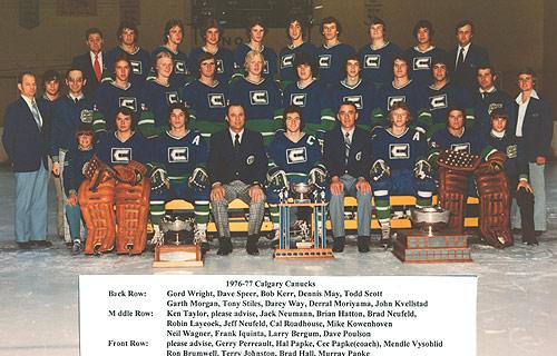 1976-77 AJHL Season