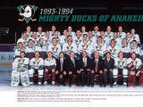 1993–94 Mighty Ducks of Anaheim season