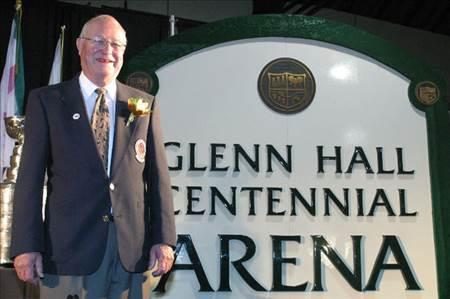 Glenn Hall Arena