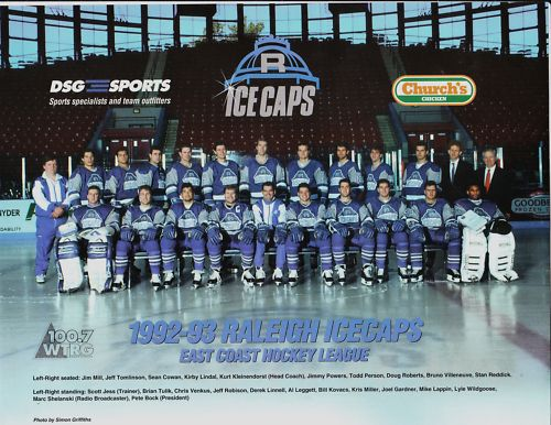 1992-93 ECHL season