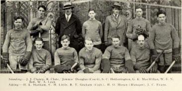 1928-29 Intermediate Intercollegiate