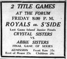 1935-36 Prince Edward Island Junior Playoffs