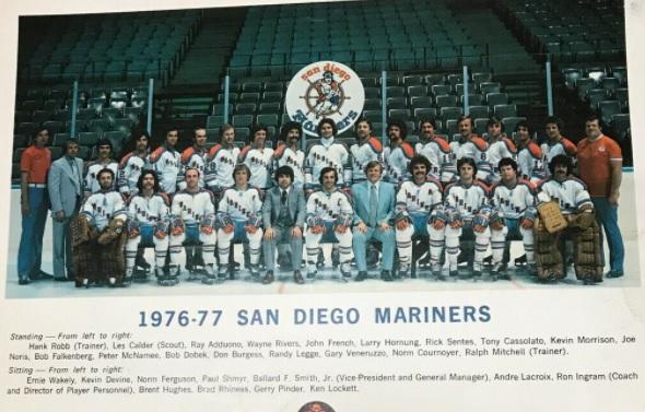 1976–77 San Diego Mariners season
