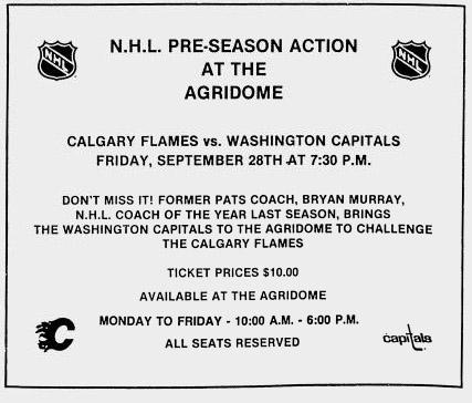 1984–85 Washington Capitals season