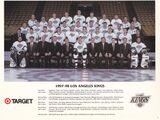 1997–98 Los Angeles Kings season