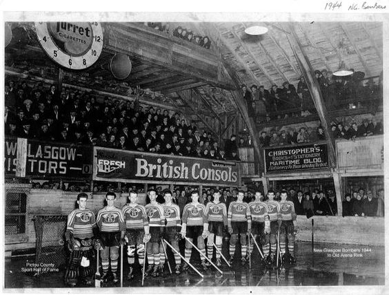 New Glasgow Arena Rink