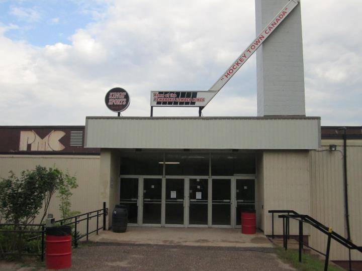 Pembroke Memorial Centre