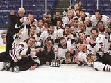 2014-15 North Central Hockey League (Alberta) Season