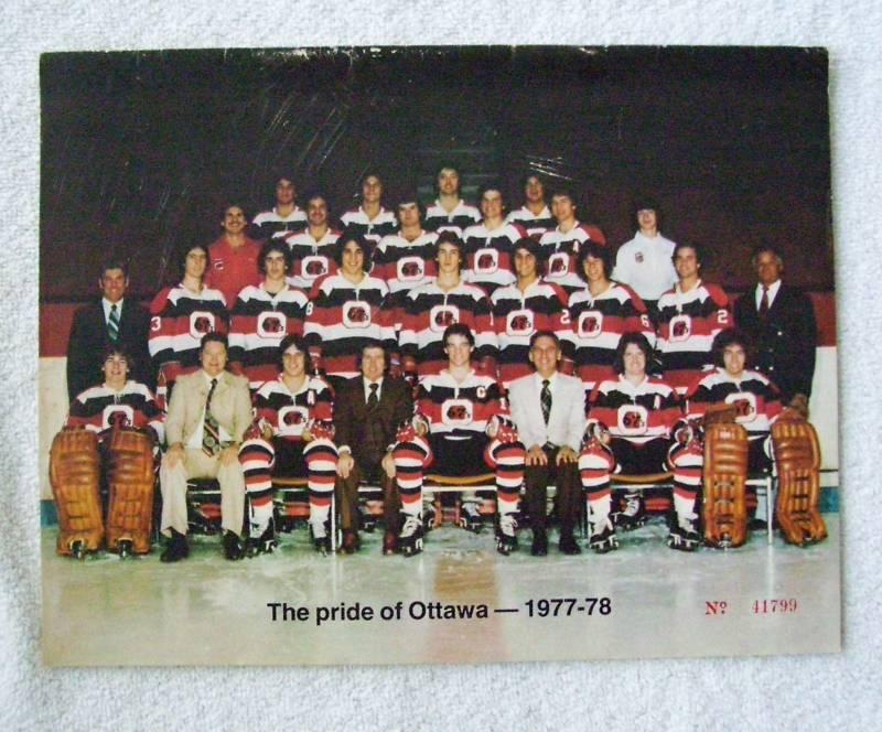 1977-78 OMJHL Season