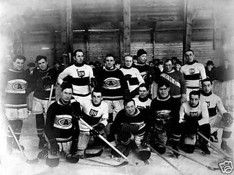1913 14 Montreal Canadiens Season Ice Hockey Wiki Fandom