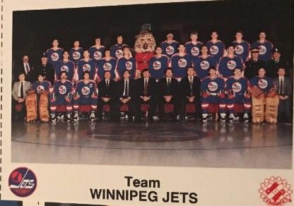 1984–85 Winnipeg Jets season
