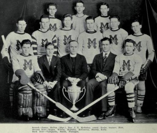 1930-31 OHA Junior Season