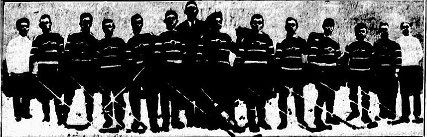 1931-32 Quebec Senior Playoffs
