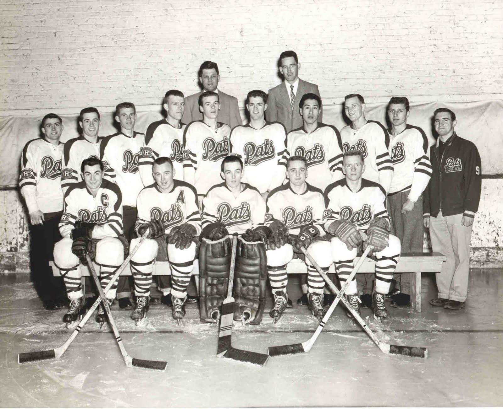 1956-57 SJHL Season