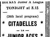 1960-61 ProvJHL Season