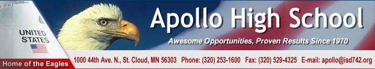 Apollo High School (Minnesota)
