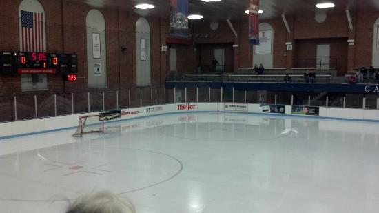 Campus Recreation Ice Arena