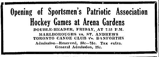 1928 SPA Junior Tournament