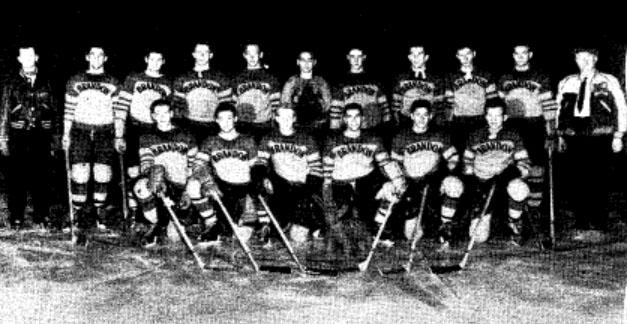 1938-39 MJHL Season
