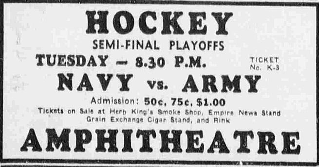 1944-45 Winnipeg Inter-Services Hockey League Season